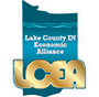 Logo for Lake County Economic Development Alliance