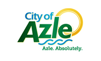 Logo for City of Azle