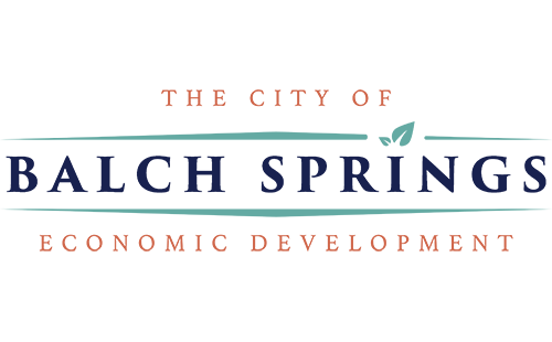 Logo for City of Balch Springs