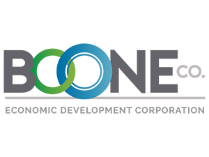 Logo for Boone County Economic Development Corp.