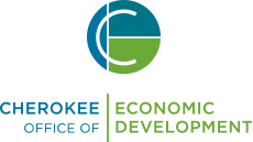 Logo for Cherokee County, GA