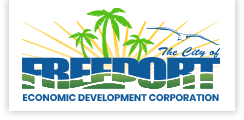 Logo for Freeport Texas EDC