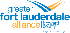 Logo for Greater Fort Lauderdale Alliance