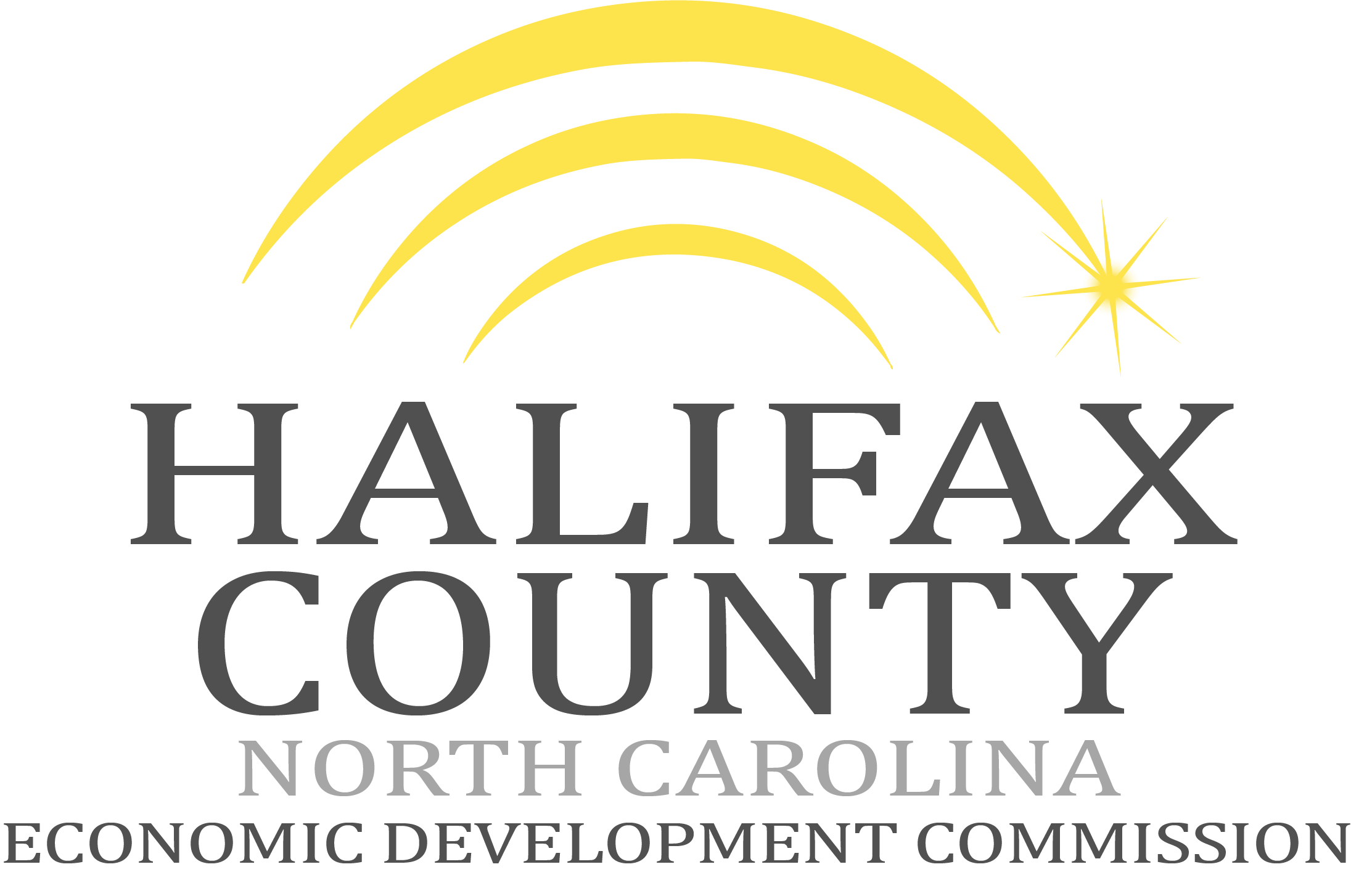Logo for Halifax County, NC