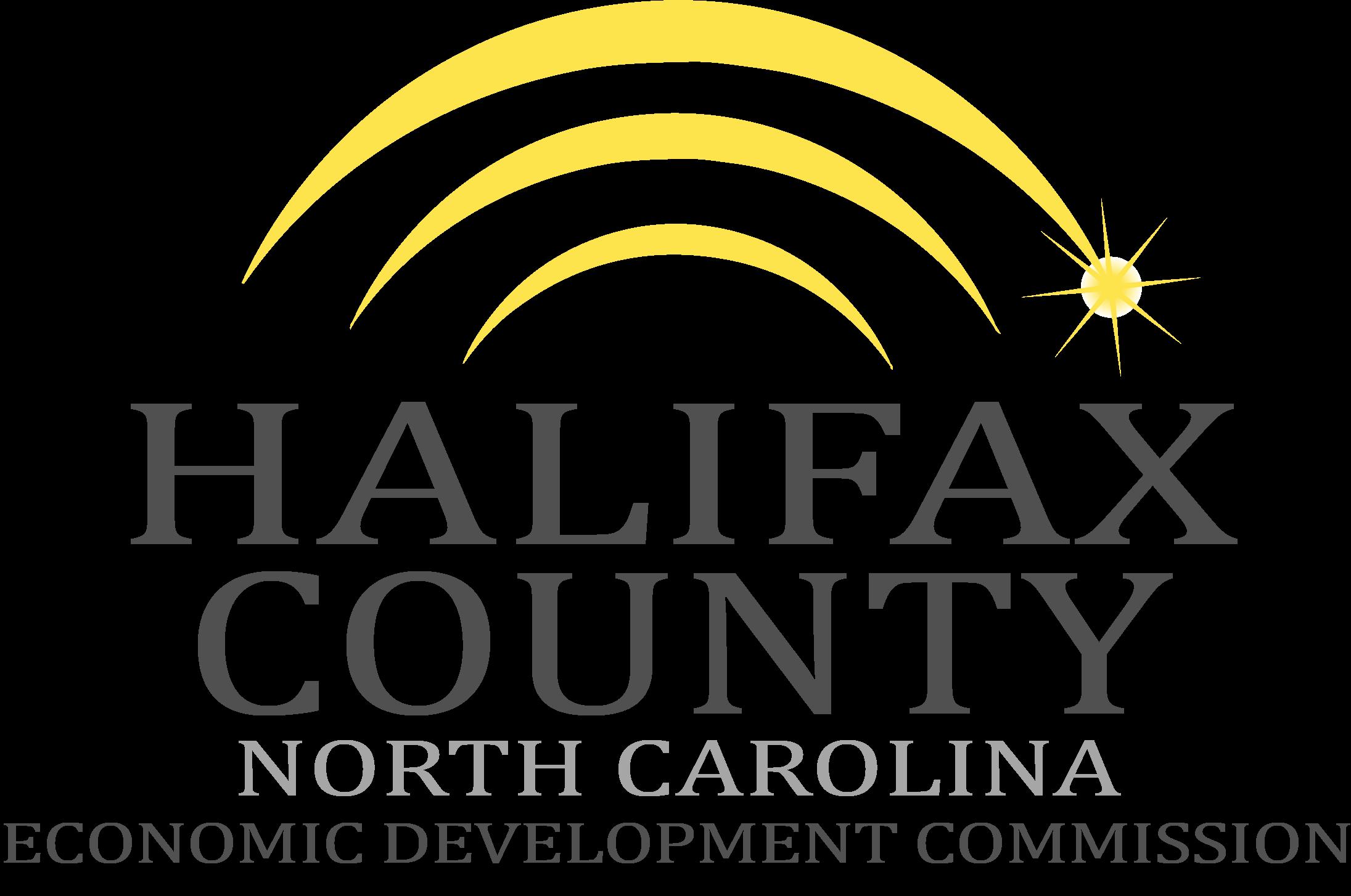 Logo for Halifax County, NC