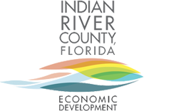Logo for Indian River County Chamber of Commerce