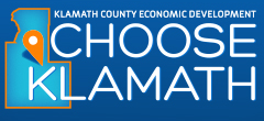 Logo for Choose Klamath Home
