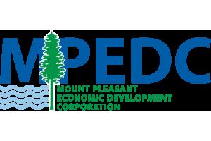 Logo for Mount Pleasant EDC
