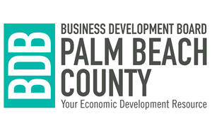 Logo for Palm Beach County BDB