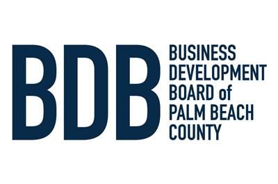 Logo for Palm Beach County BDB