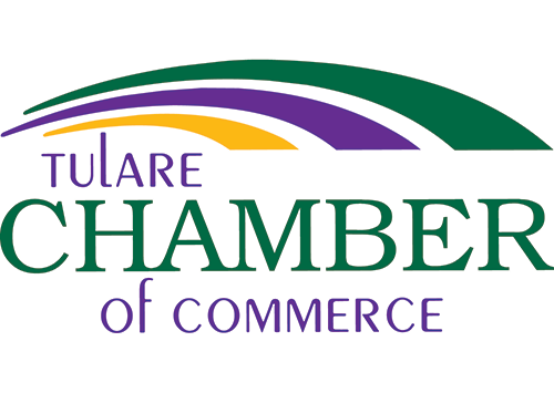 Logo for Tulare Chamber of Commerce