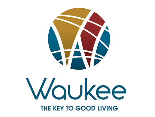 Logo for City of Waukee