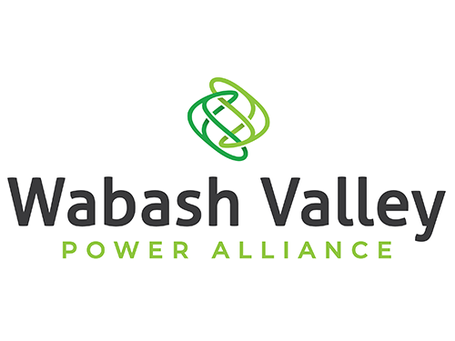 Logo for Wabash Valley Power Alliance