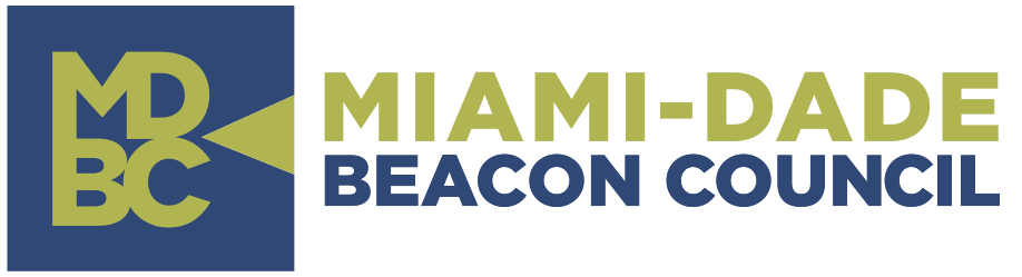 Logo for The Beacon Council
