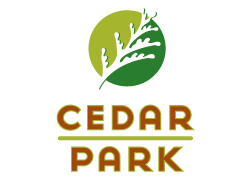 Logo for City of Cedar Park