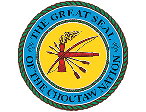 Logo for Choctaw Nation of Oklahoma