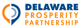Logo for Delaware Prosperity Partnership
