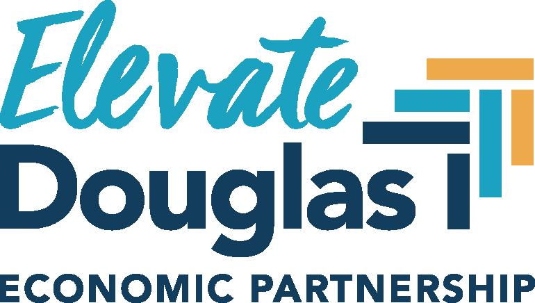 Logo for Douglas County EDA