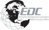Logo for EDC of Elkhart County