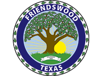 Logo for City of Friendswood