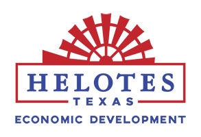 Logo for City of Helotes