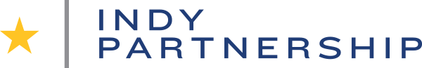 Logo for The Indy Partnership