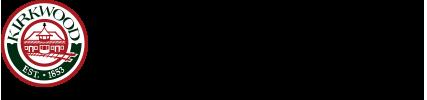 Logo for City of Kirkwood
