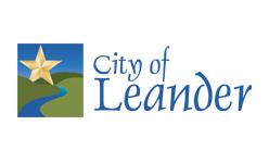 Logo for City of Leander