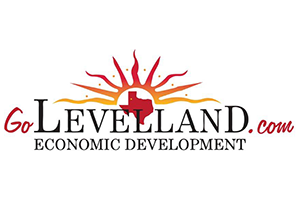 Logo for City of Levelland