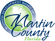Logo for Business Development Board of Martin County