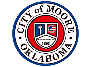 Logo for City of Moore