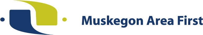 Logo for Muskegon Area First