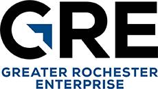 Logo for Rochester NY