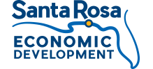 Logo for Santa Rosa County Economic Development
