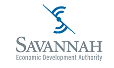 Logo for Savannah GA-EDA