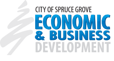 Logo for City of Spruce Grove