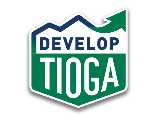 Logo for Develop Tioga