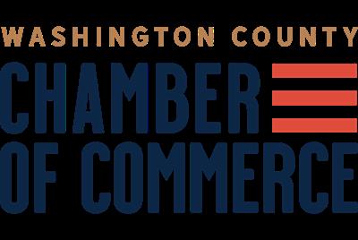 Logo for Washington County Chamber of Commerce