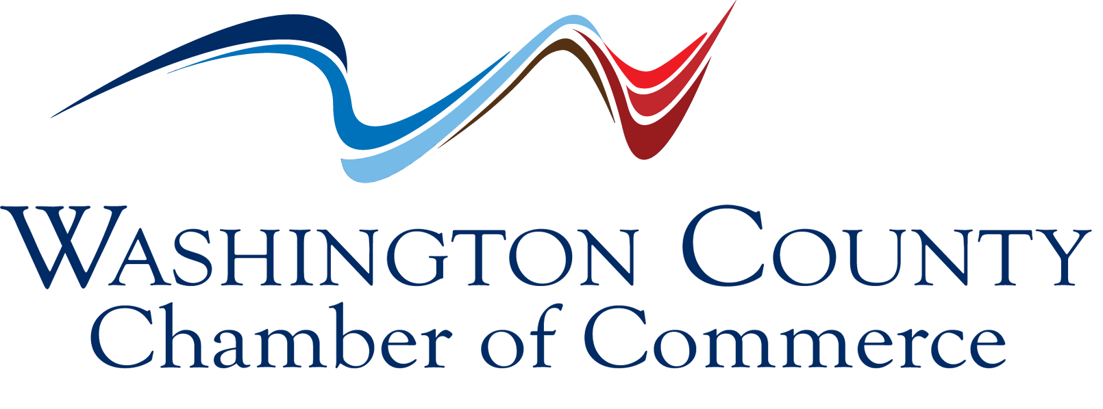 Logo for Washington County Chamber of Commerce