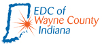 Logo for Economic Development Corporation of Wayne County